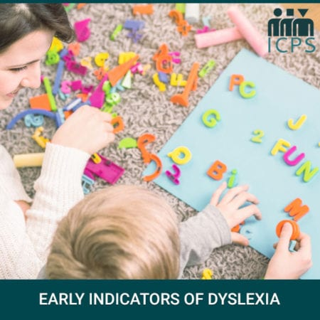 Early Indicators Of Dyslexia